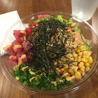 Poke Bowl from Honolulu Poke Bowl