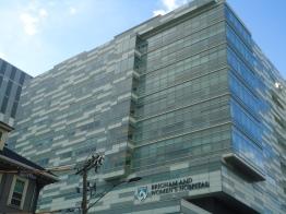 The hospital I was born at!