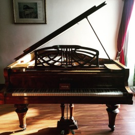 the piano museum