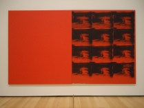 Red Disaster - Andy Warhol