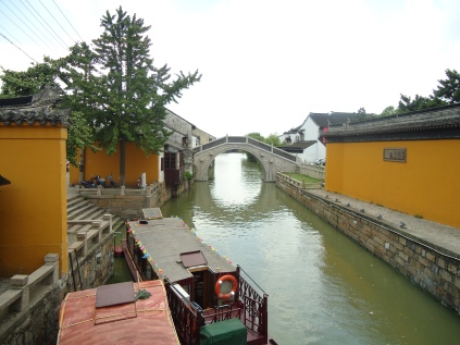 The Venice of China.