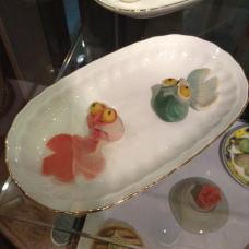 fish-shaped dumplings