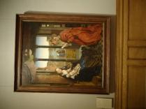 Rogier van der Weyden, Saint Luke drawing the Virgin
