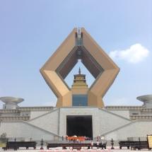 Famen Temple (inside)