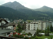 Another view from our hotel.
