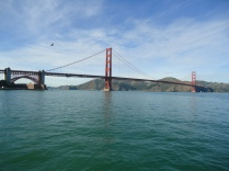 Golden Gate Bridge, take four. I'm officially obsessed with this bridge.