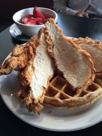More Chicken & Waffles because they were so good