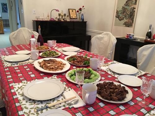 happy holidays! eat lots of food!