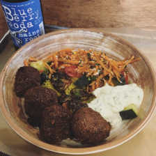 Falafel (Verts Mediterranean Grill)
