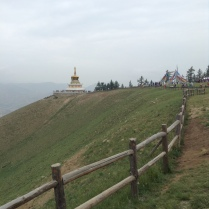 And another Tibetan Buddhism temple