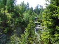 Hidden waterfall!