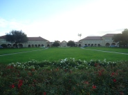 Stanford has a very pretty campus.