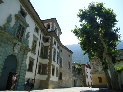 A town of just 9,444 people, Tirano is economically dependent on tourism.