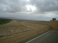 the edge of jiayuguan is the gobi desert