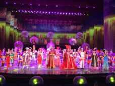 performances by minority groups in urumqi